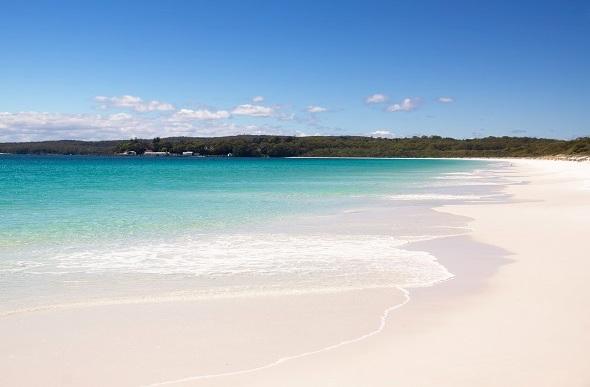 hyamsn beach jervis bay