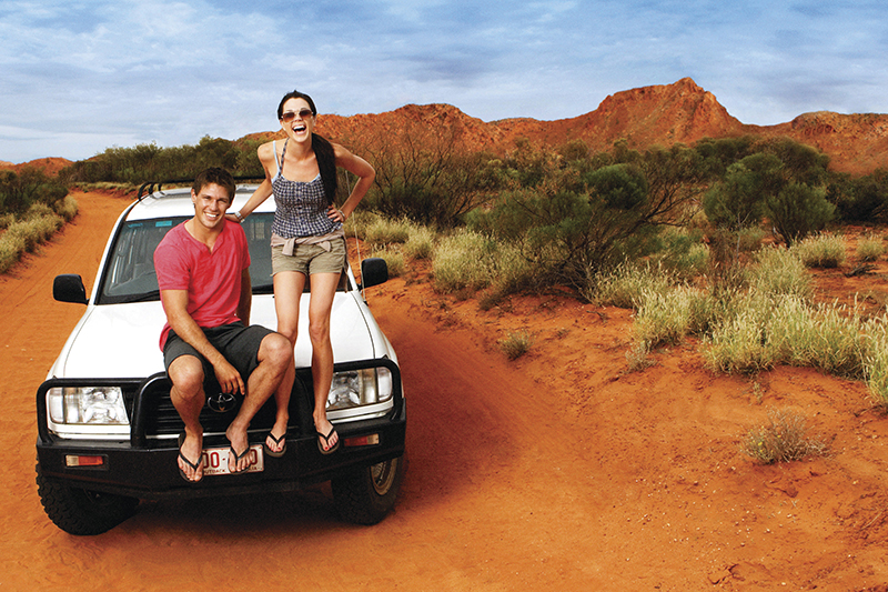 younger drivers in the NT
