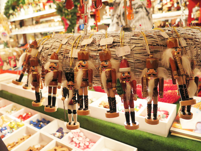 Christmas market trail - nutcrackers