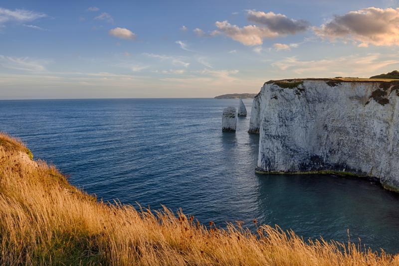 Old Harry Rocks.