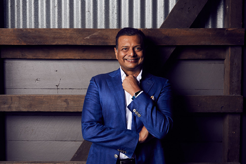 Ovolo Hotels founder and CEO Girish Jhunjhnuwal