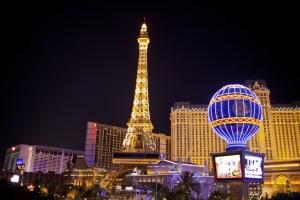 Eiffel Tower Restaurant Vegas