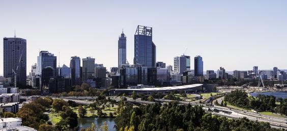 Stay in Perth CBD