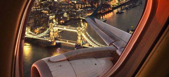 Perth to London Flights