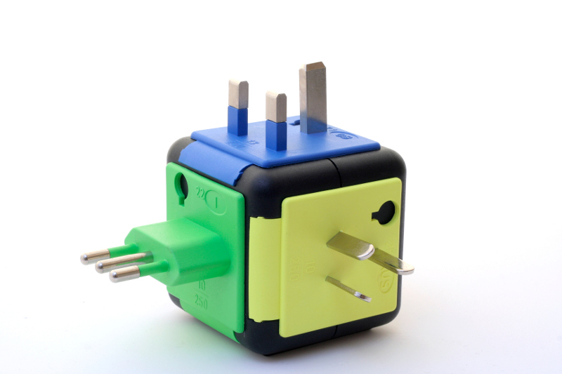 A universal power adapter