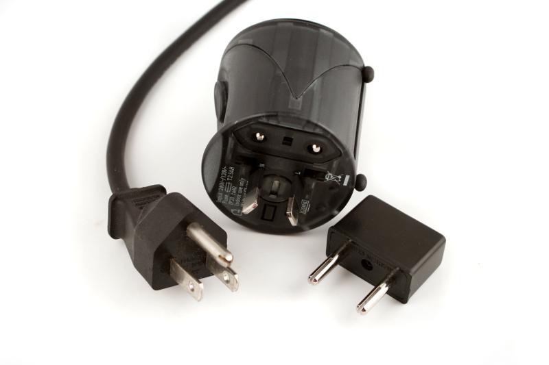 an international power adapter