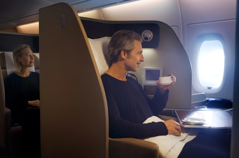 Earn more points with Qantas Business Rewards