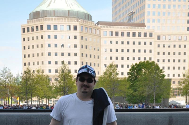 FC travel expert Ray Davis at World Trade Center