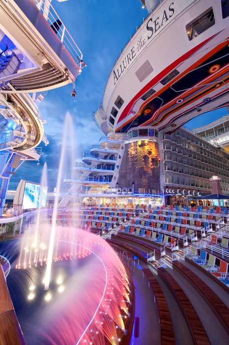 The 30 Biggest Cruise Ships To Jump Aboard