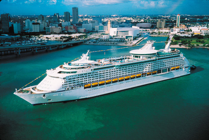 RCI's explorer of the seas