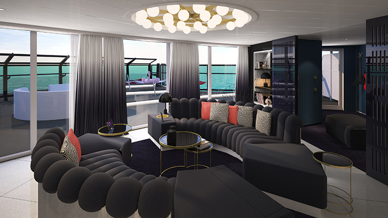 Rockstar suites on virgin voyages scarlet lady