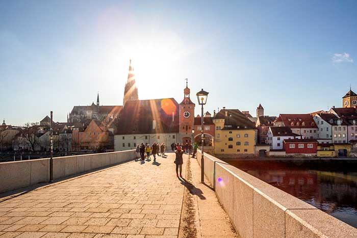 Regensburg Gernany