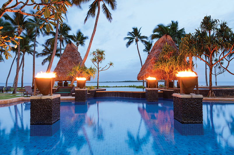 Pool at The Westin Denarau Island Resort & Spa, Fiji