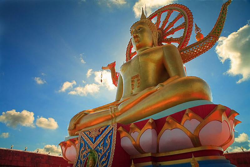 Big Buddha, Thailand