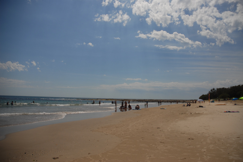 Iluka Bluff Beach