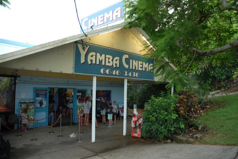 Yamba cinema