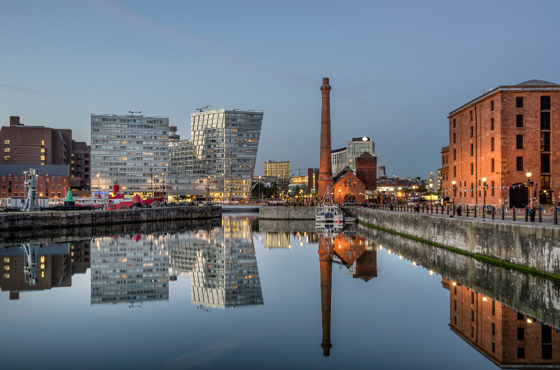 Albert Dock, Liverpool, Great Britain