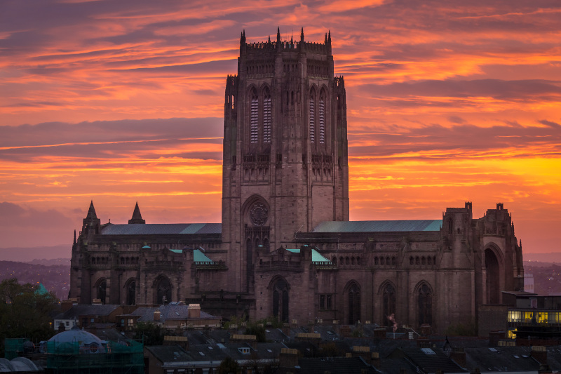 Liverpool Cathedral, LIverpool, Great Britain