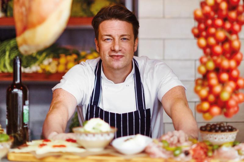 Jamie Oliver restaurant Royal Caribbean Cruises