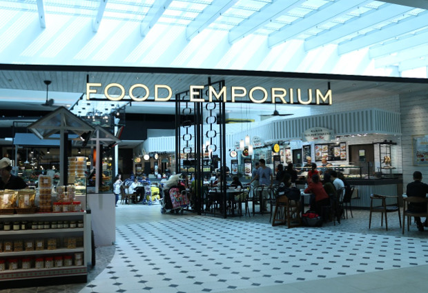 Food Emporium at Singapore Changi Airport