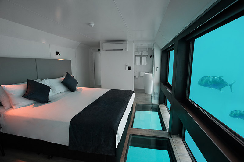 Reefsuites accommodation at Great Barrier Reef
