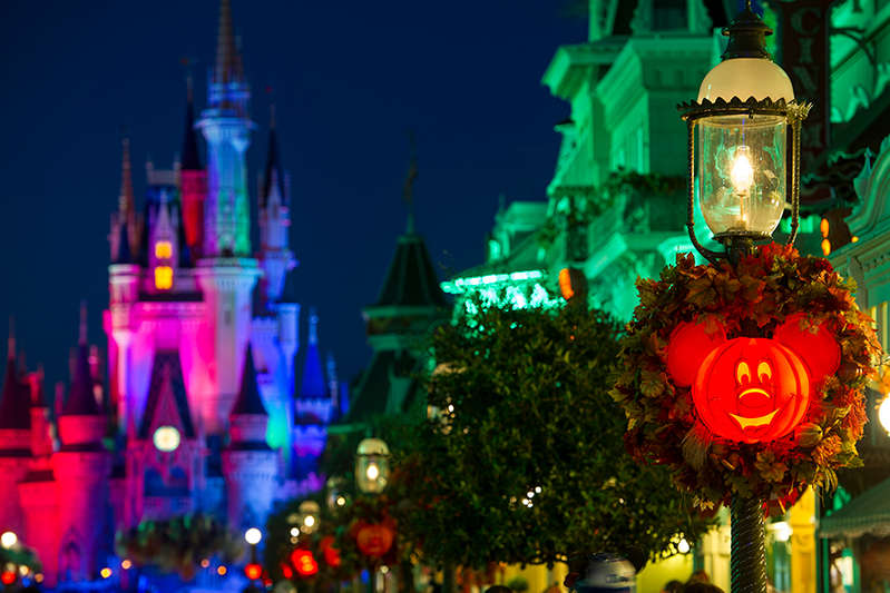 Mickey's Not-So-Scary Halloween Party at Walt Disney World Resort in Orlando, Florida