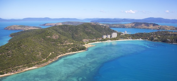 Resort on Hamilton Island