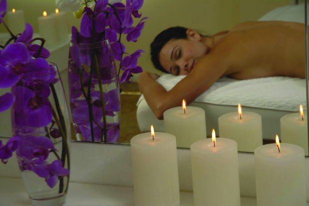 Enjoy a relaxing spa treatment at the Copacabana Spa in Rio.