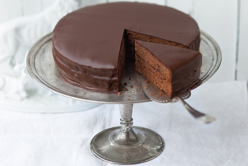 Sachertorte, Austrian chocolate cake