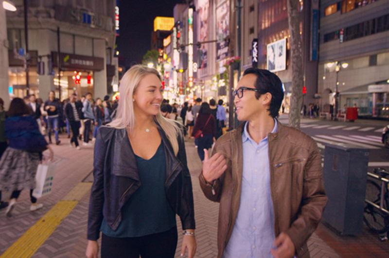 48 Hour Destination Japan Shibuya Crossing