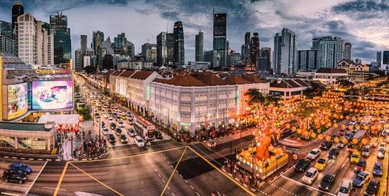 Singapore Accommodation near Chinatown
