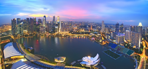 Cruises from Singapore Bay