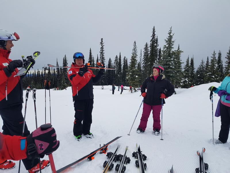 Ski Instructor Big White