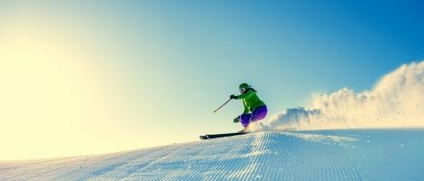 Treble Cone Skiing