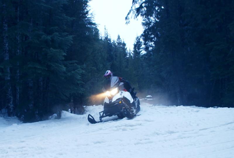 Blackcomb Snowmobile