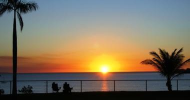 Stunning Darwin sunset