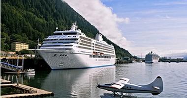 Juneau harbour