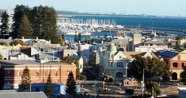 Fremantle City View
