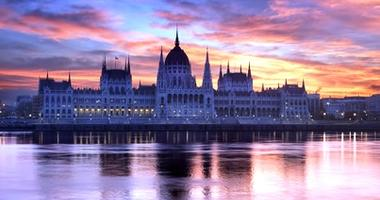 Parliament House in Budapest