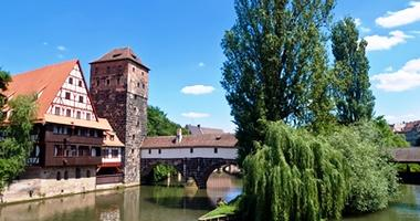 Quaint Nuremberg