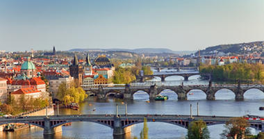Gorgeous Charles Bridge - Prague