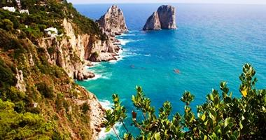 Amalfi Coast - Capri Cliffs