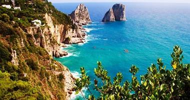 Amalfi Coast - Capri Cliffs