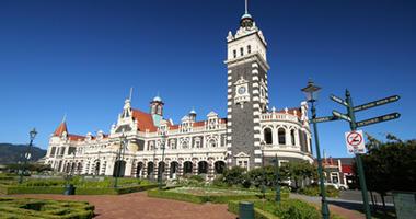 Beautiful Train Station - Dunedin