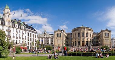 Parliament House - Oslo
