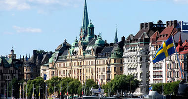 Simply stunning Stockholm