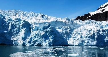 Majestic wonderland of Hubbard Glacier