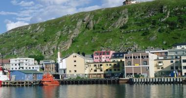 Kirkenes waterfront