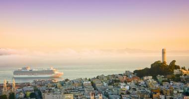 Cruise into San Francisco