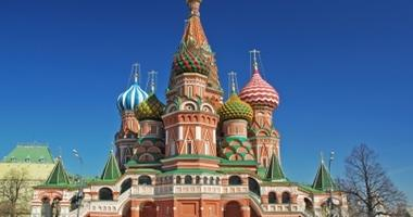 St Basil's Cathedral - Moscow